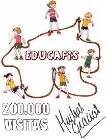 Educafis 200M Visitas